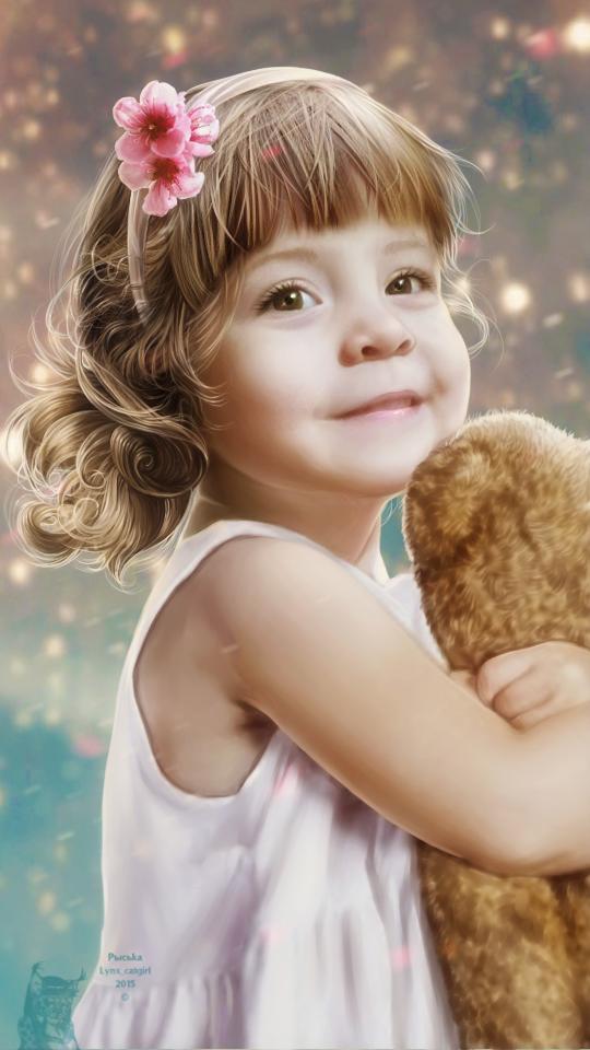 My dear Teddy by Lynx-Catgirl