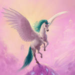 Pegasus Female by Lynx-Catgirl