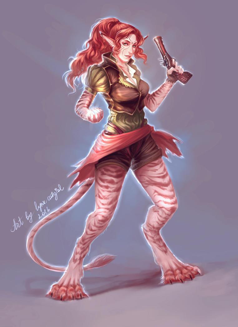 Mesa by Lynx-Catgirl