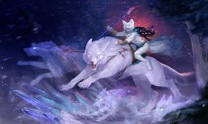 [SAI][PS][SFW] White Hunters