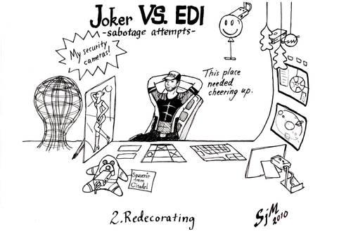 Joker vs EDI 2