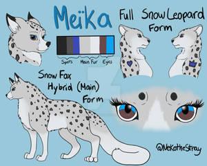 Meika's New Ref Sheet