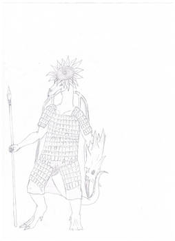 Demulnon the Druid of Green
