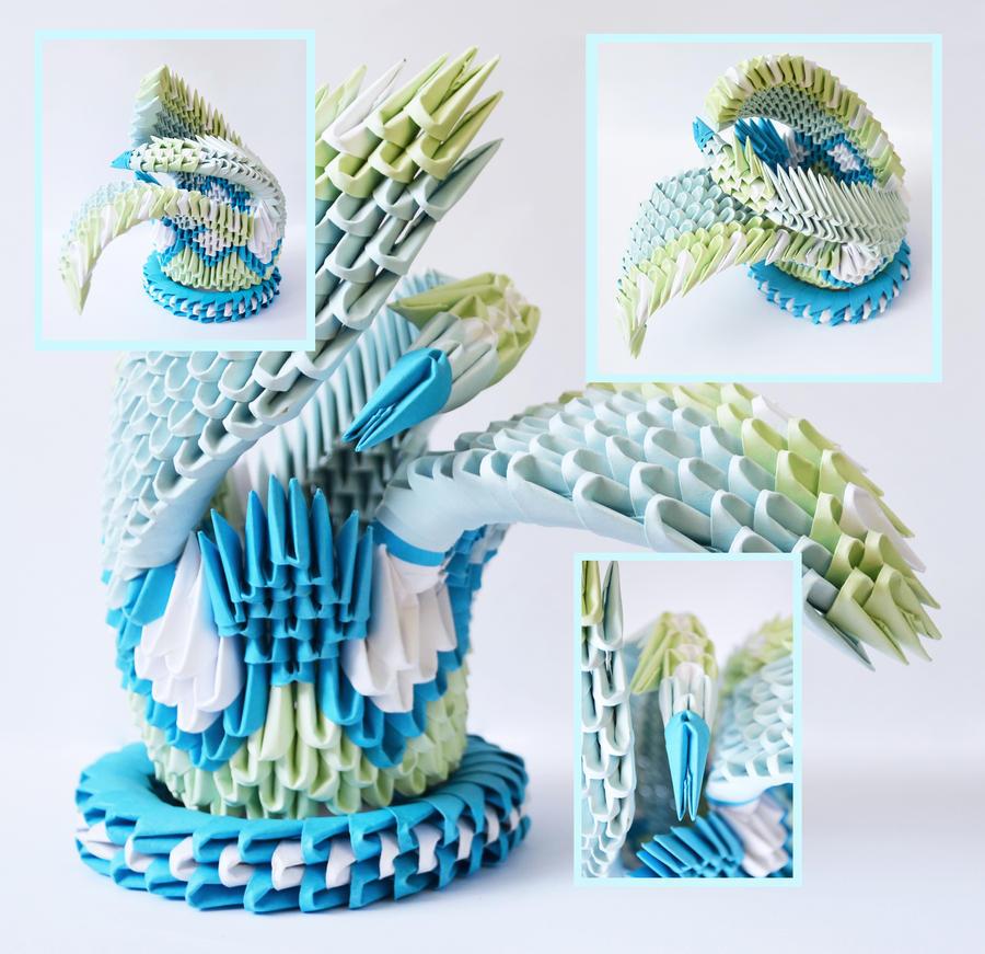browse origami artisan crafts deviantart rh deviantart com Golden Venture Art Venture Golden Dragon