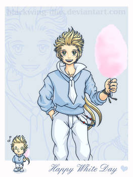 Dissidia - WhiteDay2013