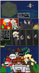 Borg meets Mario by BrokenTeapot