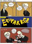 A Harry Potter comic