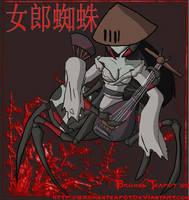Jorougumo by BrokenTeapot
