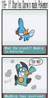If Charles Darwin made Pokemon