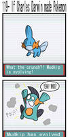 If Charles Darwin made Pokemon by BrokenTeapot