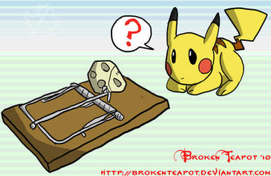How to catch a Pikachu by BrokenTeapot