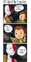 God of War 2 spoilers