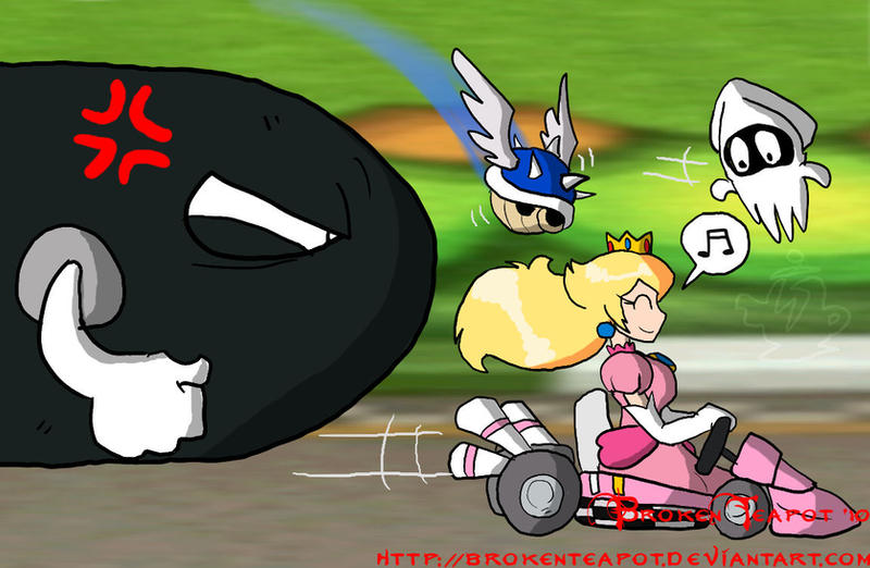how to draw a motorcycle with rosalina wii mario kart
