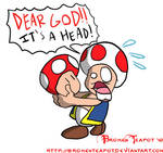 What Toad thinks of Mushrooms