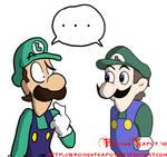 Luigi vs. Weegee