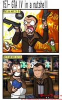 GTA IV in a nutshell by BrokenTeapot
