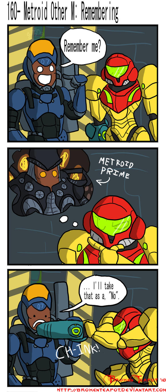 Metroid Other Remembering Brokenteapot