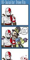 Soulcalibur: Broken Ribs