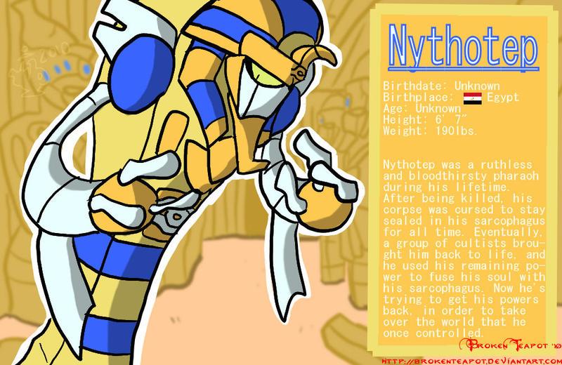 Nythotep Bio by BrokenTeapot