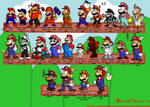 History of Mario