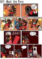 Meet the Pyro by BrokenTeapot