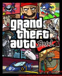 GTA: SSBB edition by BrokenTeapot
