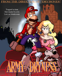 A film staring Mario Campbell by BrokenTeapot