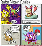 Random Pokemon Funnies