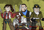 Left 4 Red Dead