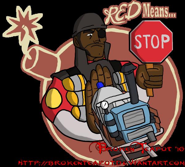 Tf2 Sprays Anime Red Tf2 Payload Spray by