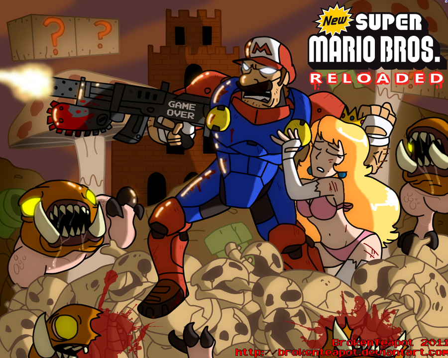 Super Mario Reloaded REMAKE by BrokenTeapot