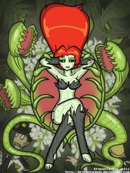 Poison Ivy by BrokenTeapot