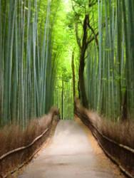 Bamboo Wonder by otislifts