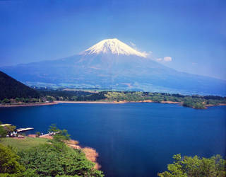 Fuji by otislifts