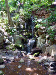 Waterfall by otislifts