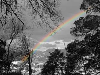 Rainbow by otislifts