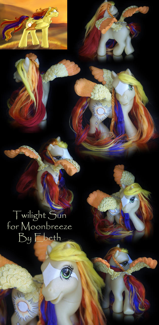 Twilight Sun by Ebethalan
