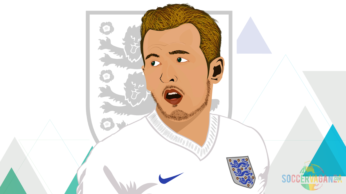Harry Kane By SoccerVaganza On DeviantArt