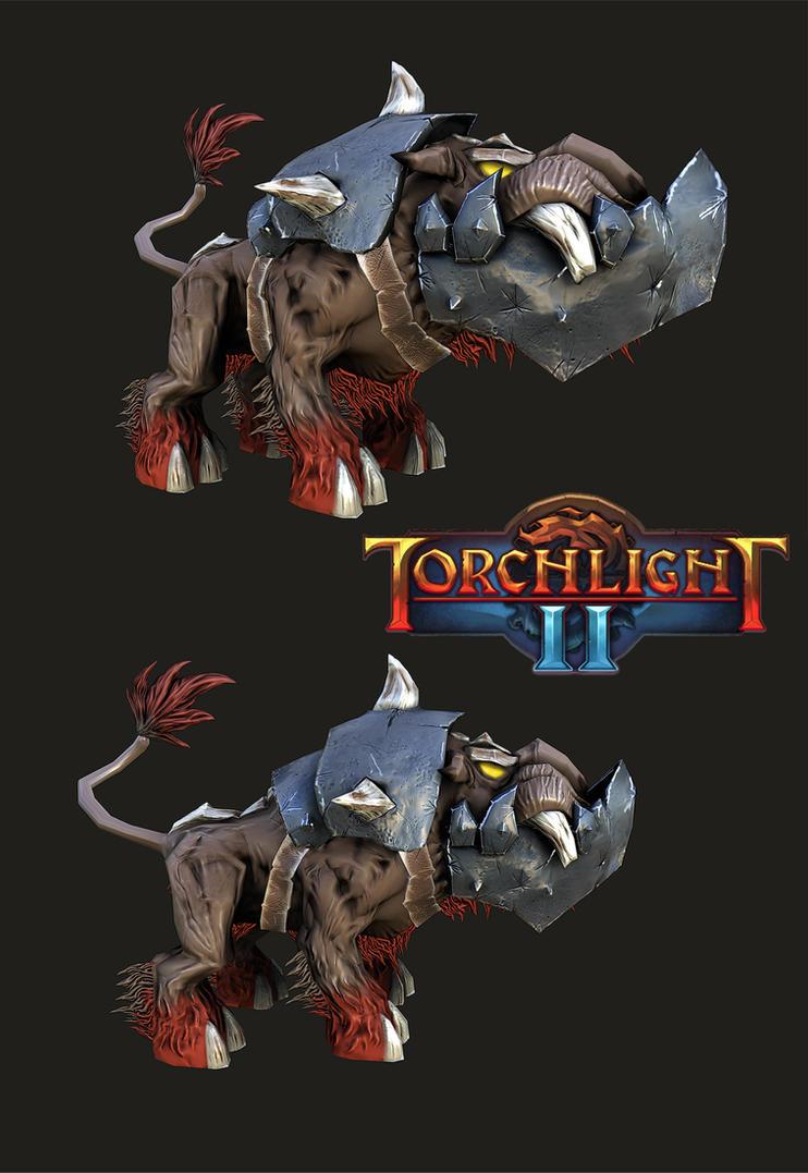 Torchlight 2 FanArt by firebatboy