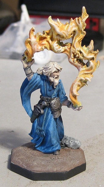 Miniature wizard