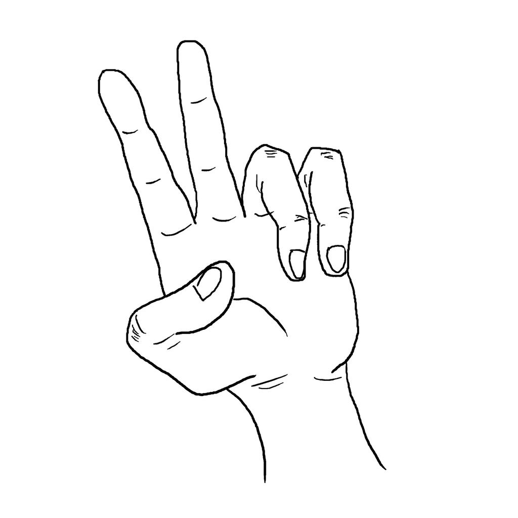 tumblr how to draw hands