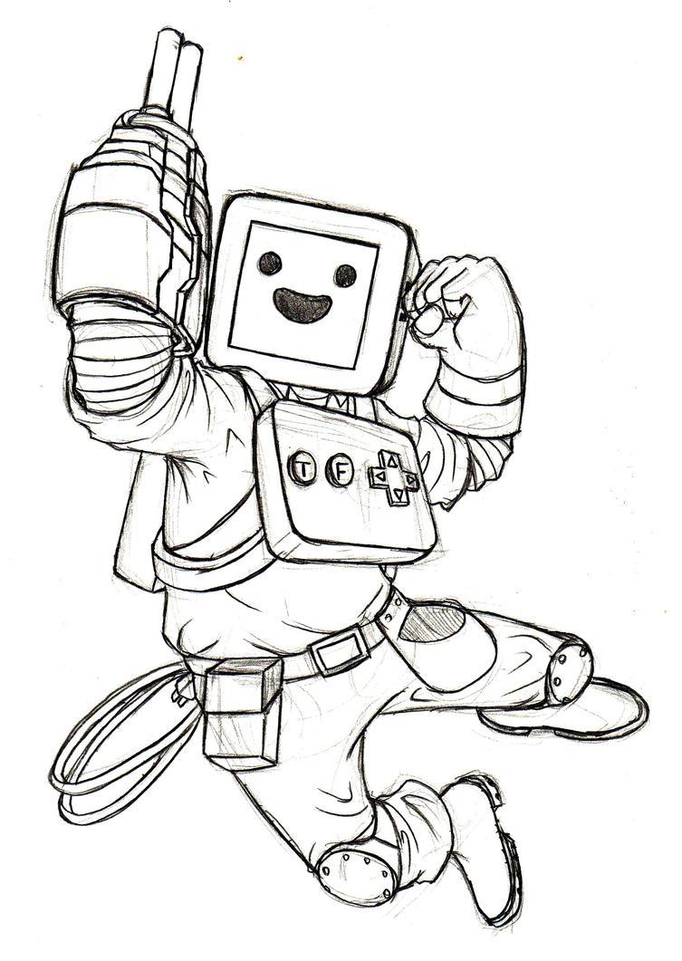 Engineer Beepman by Xaolin26