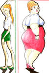 Thin and Fat