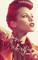 Alicia Keys avatar mini by SethGhetto