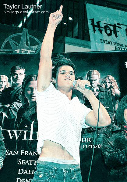 Taylor Lautner by xmuggy - Taylor Lautner(Jacob-Alacakaranl�k)