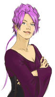 Tonks as I ever Imaginate her by TheLily-AmongThorns