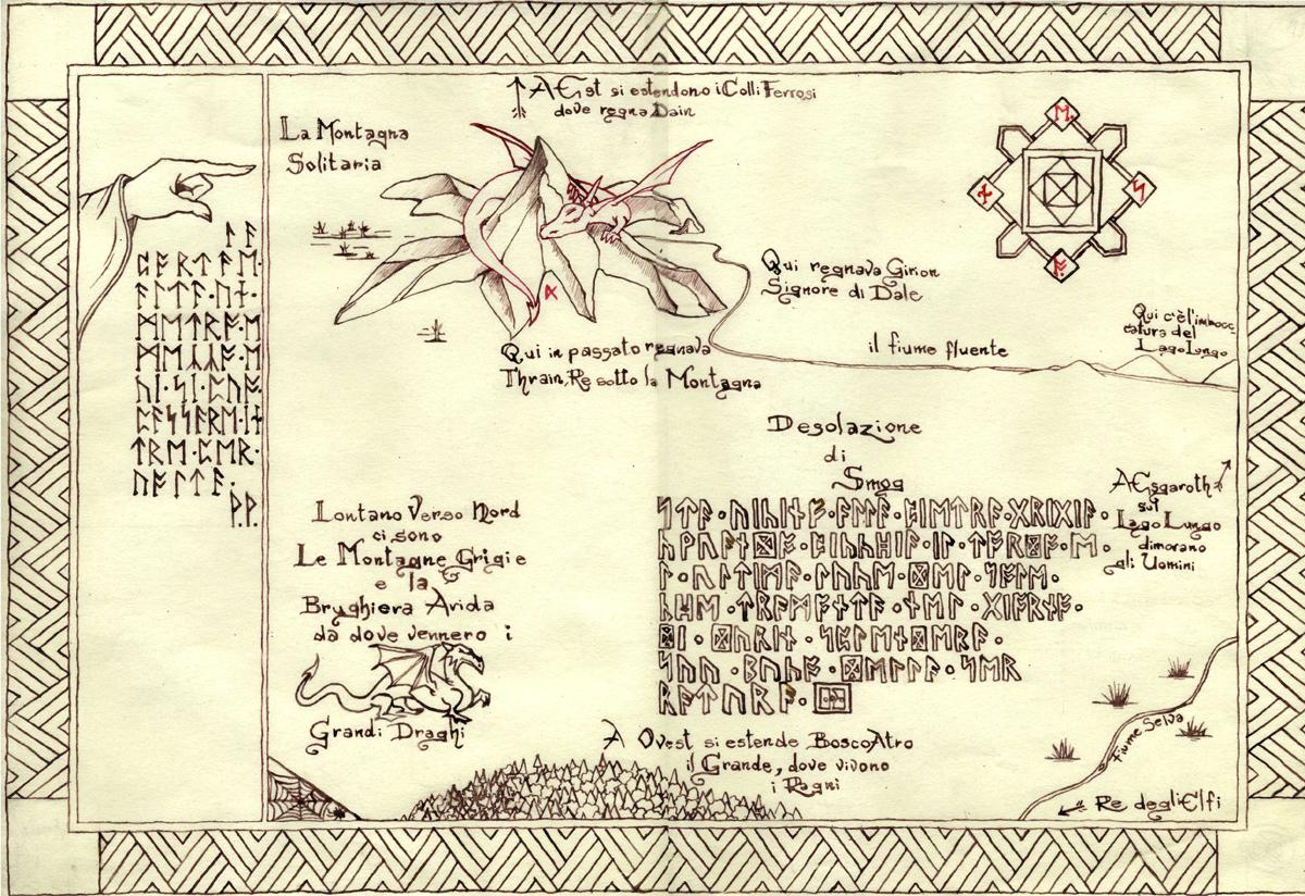 map hobbit boston a e