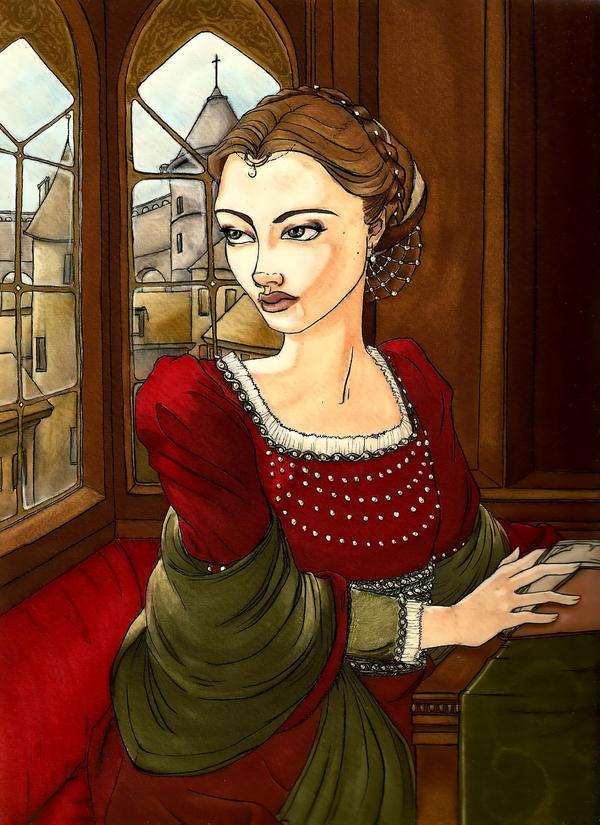 Anne by LilywhiteBlack