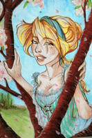 Human Nature detail by TheLily-AmongThorns