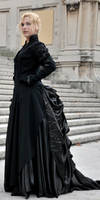 Victorian Gown - Tecnical Shot